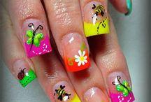 nails / by Carolann Cordrey-Abbate