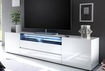 Bro TV wall unit