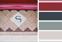 Cool color palettes for web and graphic design
