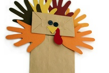 Thanksgiving / When we celebrate our day of giving thanks, lets do it in a big way!  From the party favors, to the table decorations to the turkey itself, make it a Thanksgiving your always thankful for.