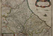Abruzzo - Mappe Storiche -