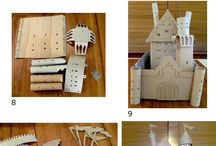 Craft Ideas / by Liliana Thomas