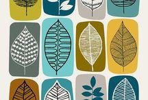 Olive leaf designs