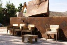 Mobilier développement durable / Idée de mobilier favorisant le développement durable