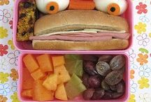 School Lunch Ideas / by Kindra @ At Home With K