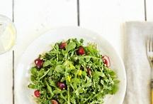recipes - salad / by Tonya Ricucci