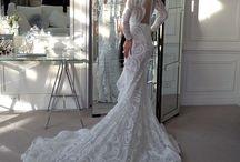 Steven Khalil wedding dresses / The most amazing designer!