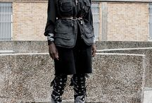 goth look style
