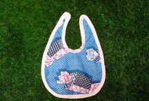 complementos para bebés / ankara fashion for babies