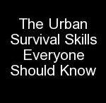 Survival skils / Xxx