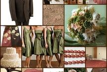 Wedding Color Ideas??? / by Tracie Ewing