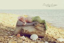 Strandol a baba / Hogyan strandoljunk a babával? Fotók, inspirációk gyűjteménye!