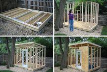 Studio/shed
