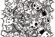 Tegninger/Doodle