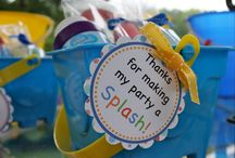 SPLASH PAD PARTY / by Alexandria Means