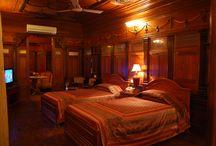 Wooden Cottage at Ideal Beach Resorts, Mahabalipuram