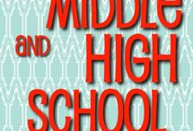 Teaching: Middle/HS English