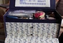 D.I.Y Inspiration: Cartonnage, Cardboard & paper magic