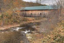 Covered Bridges / Vermont