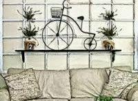 ::Window's / ideas for old window / by Linda Heath