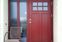 Hus / Detaljer hus utsida