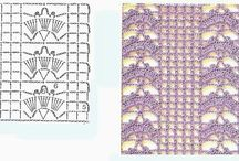 háčkování vzory