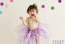 Baby milestone mini inspiration
