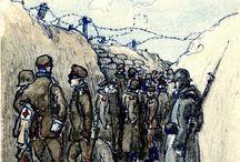 Westfront / Reisen zur Westfront des 1. Weltkriegs