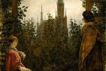 Peinture romantique