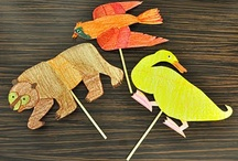 Brown Bear / Resources for learning colors & animals inspired by Brown Bear, Brown Bear What Do You See? #kindergarten #preschool #backtoschool  / by Happy Teacher