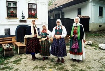 Transylvanian folk costumes