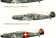 Me 109 Italiani