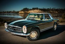 1969 280 SL Pagoda / Built in 1969, this 280 SL 'Pagoda' was completely restored by the Mercedes-Benz Classic Center in Irvine, USA.