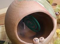 Kayari (Mosquito-coil holder) / That you can buy direct from Japan