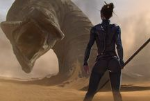 Dune / All things Dune ( the universe created by Frank Herbert). / by If Only XXX