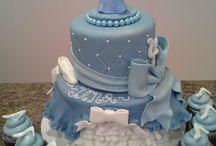 cinderella cakes <3