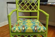 DIY Chair Rescue / by Margaret Hunter