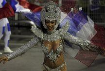 Carnaval do Rio de Janeiro y de Trinidad de Tobago