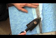 Blocs De Patchwork / Quilt as you go