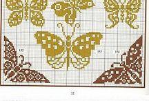 Machine knitting : charts