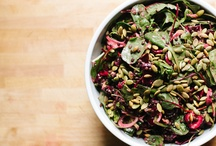 A Food: Salad / by A Curious Work