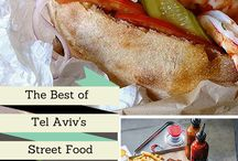 Tel Aviv: Food and Restaurants: Group Board / A board to celebrate Tel Avivi Food and Restaurants. To join the board please simply follow my boards and send me a Pinterest message with your request. *Please only 5 pins per day*
