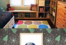 Kids Room Organisation
