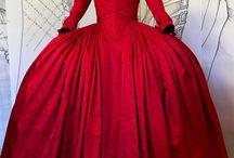 Historical wardrobe