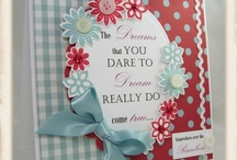 Card ideas / by Angie Peterson