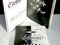 Excellence in Lettering & Typography / A beautiful book that features some of the work of leading lettering artists.