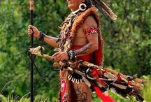 Indonesia tribe ethnic