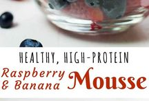Snack and Smoothie Recipes