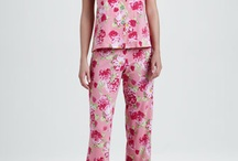pajama sets / because they are so cool.