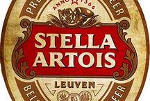 Beer & vodka - labels / Piwo i wódka - etykiety